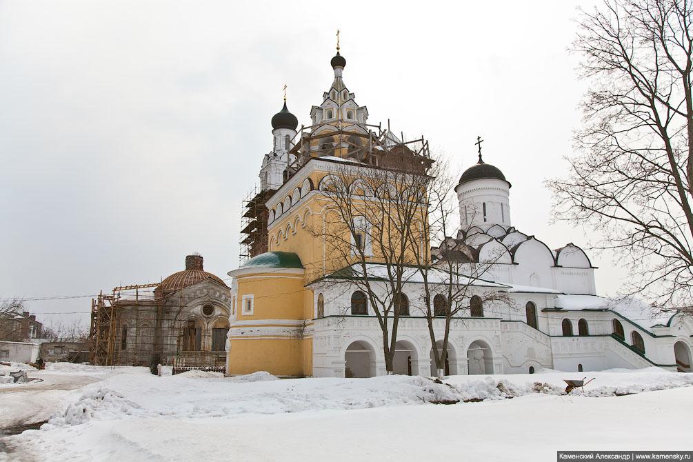 Свято-Благовещенский Киржачский монастырь