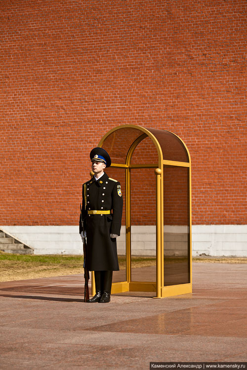 Москва, Кремль, Красная площадь, Александровский сад
