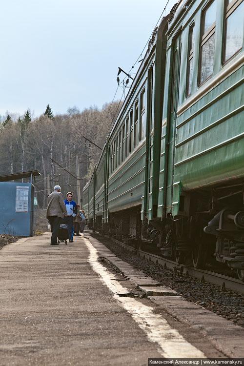БМО, платформа 80 км