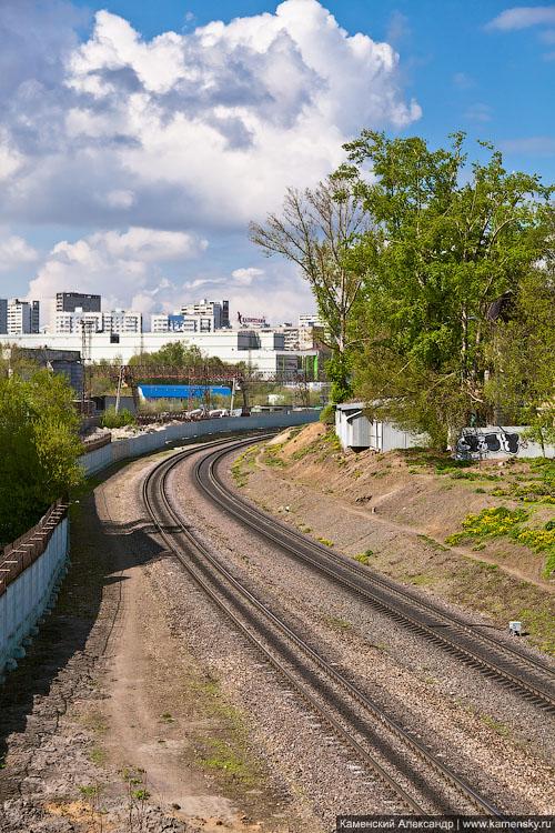 9 мая, железная дорога