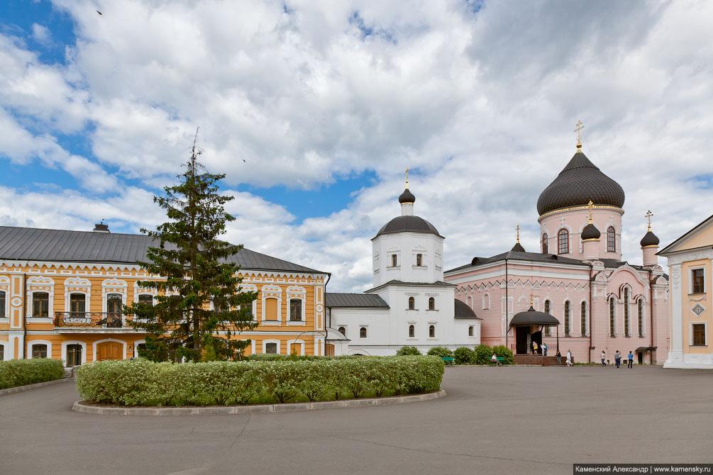 Монастырь Вознесенская Давидова пустынь, Московская епархия, Чеховский район, Московская область