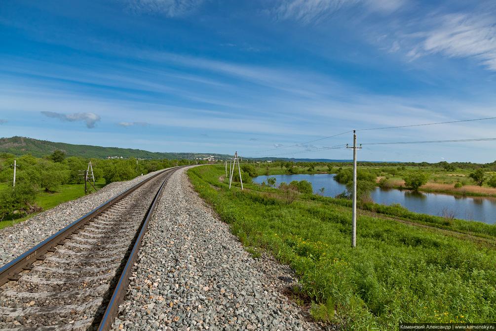 Амурская область, ветка на Благовещенск, Забайкальская железная дорога