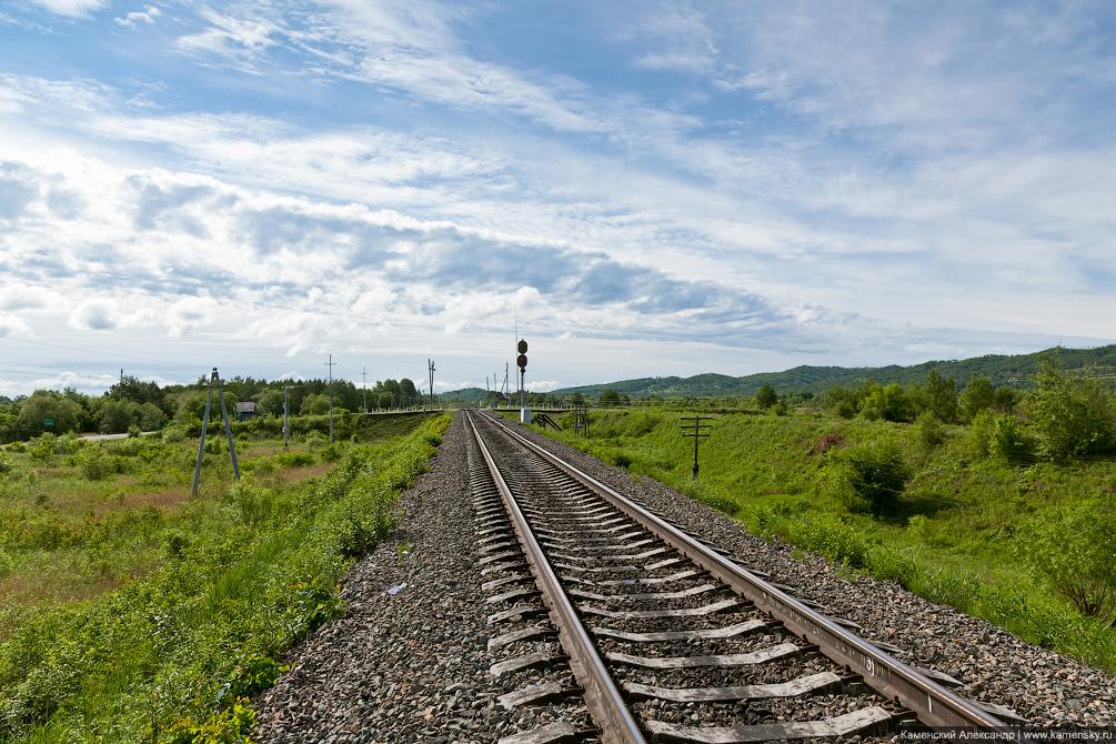 Амурская область, Белогорье, Забайкальская железная дорога