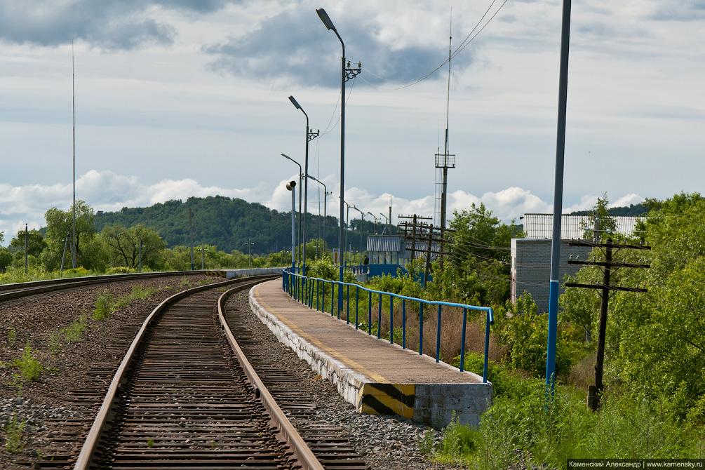 Амурская область, станция Белогорье, Забайкальская железная дорога