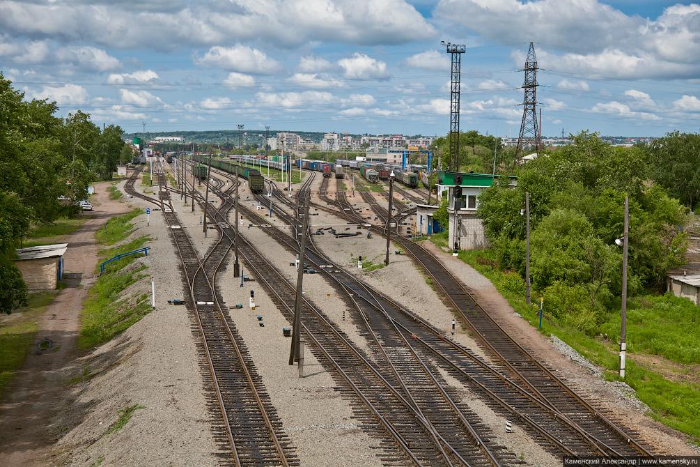 Амурская область, станция Благовещенск, Забайкальская железная дорога