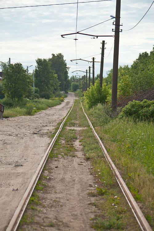 Ногинский трамвай, закрытие сети 2011