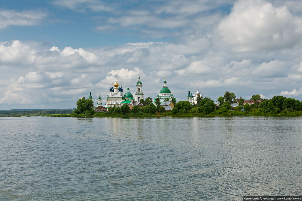 Ростов Великий, Нетривиальные виды, озеро Неро, Ярославская область