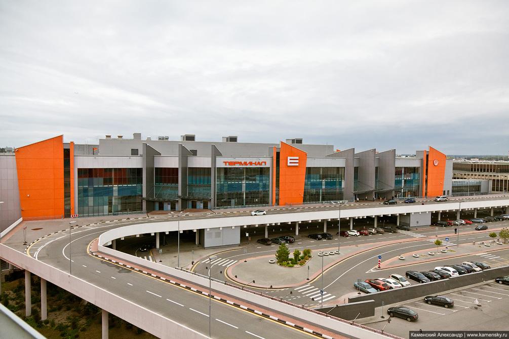 Официальный споттниг в аэропорте Шереметьево, 2011 год, Терминал E