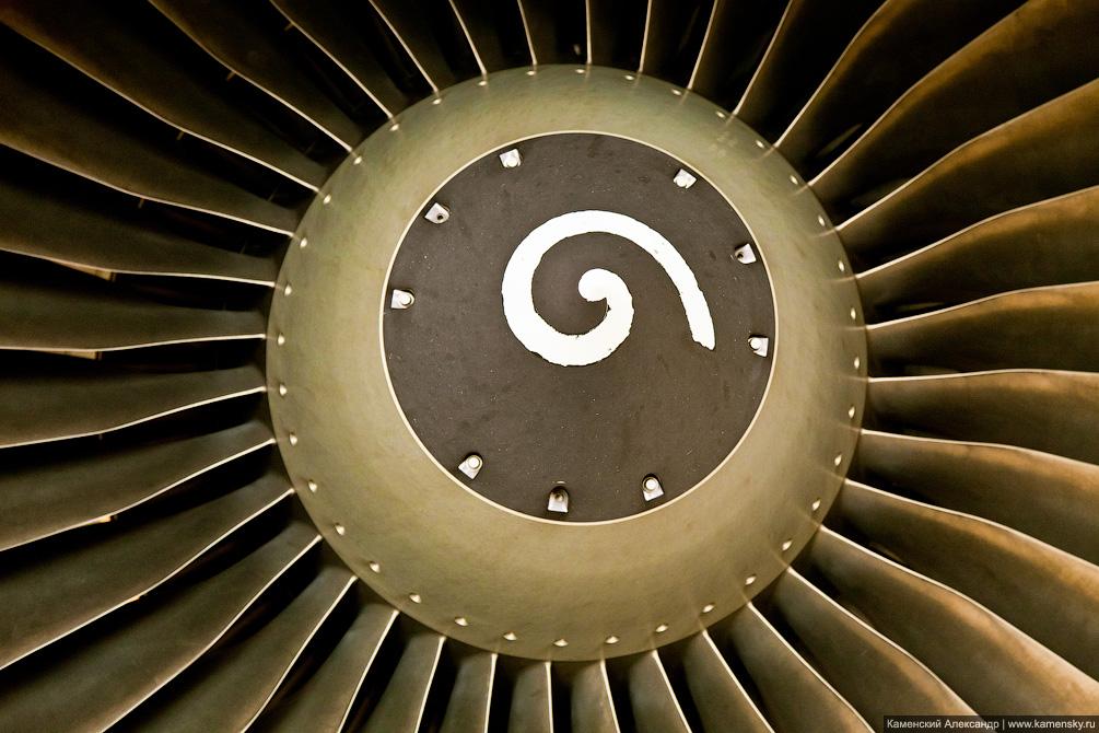Турбина самолета Airbus A320