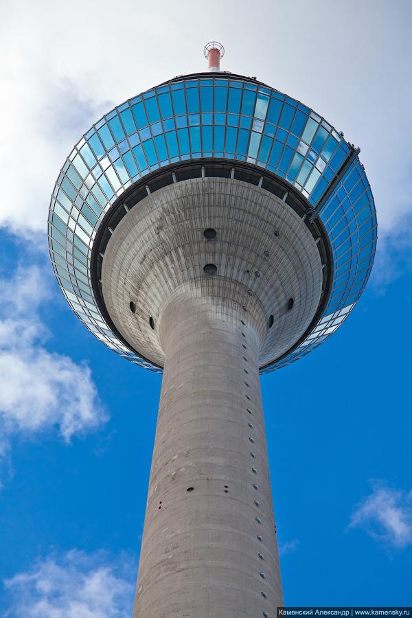 Дюссельдорф, архитектура, Dusseldorf