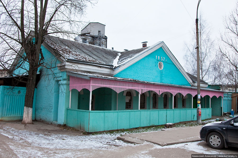 Киевское направление МЖД, платформа Алабино, станция Селятино, платформа Рассудово, платформа Ожигово