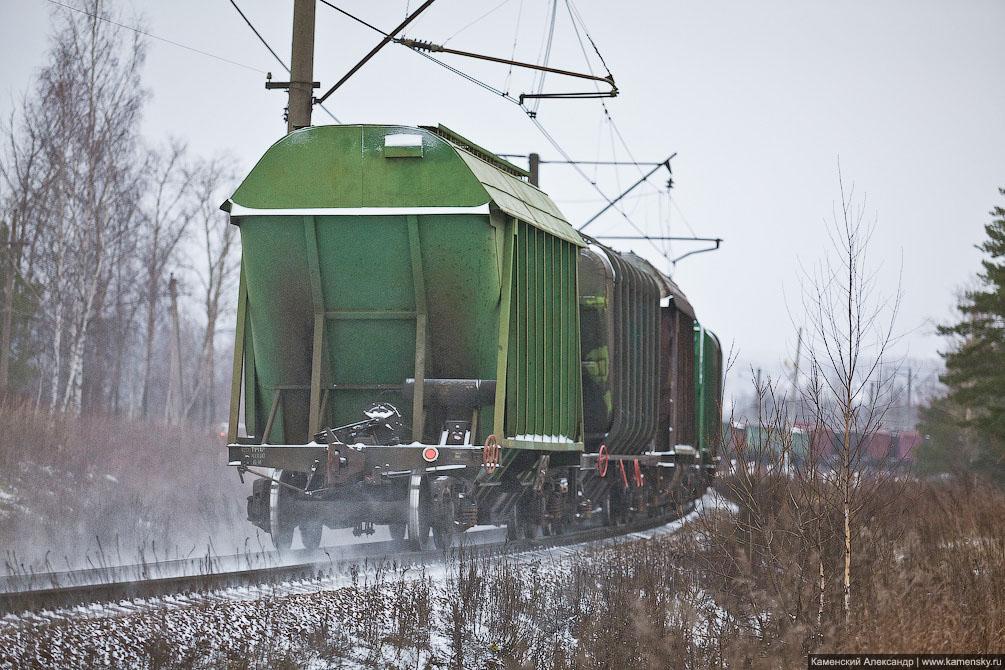 Фотографии БМО, кольцевые электропоезда, станция в Лукино, мосты в Лукино, станция Манихино-1, специальная техника на железной дороге