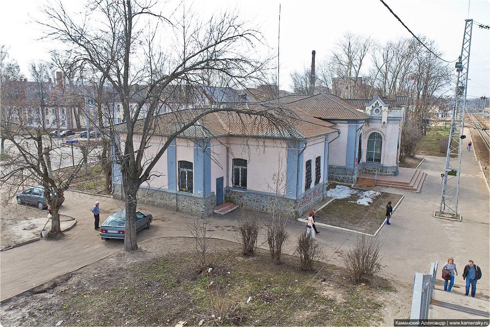 Горьковское направление, весна, Дрезна, Назарьево, Кабаново, БМО
