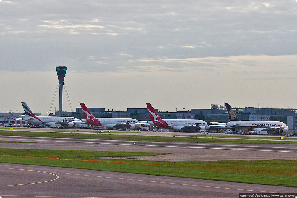 Споттинг, Хитроу, Лондон, spotting, Heatrow, London, airport, LHR