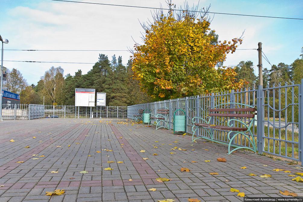 Белорусское направление, Звенигород, станция, Подмосковье, железная дорога