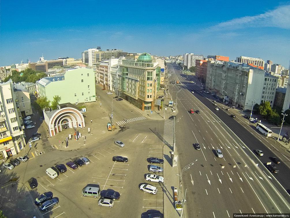 Московская область, с высоты птичего полета, аэросъемка, dji phantom