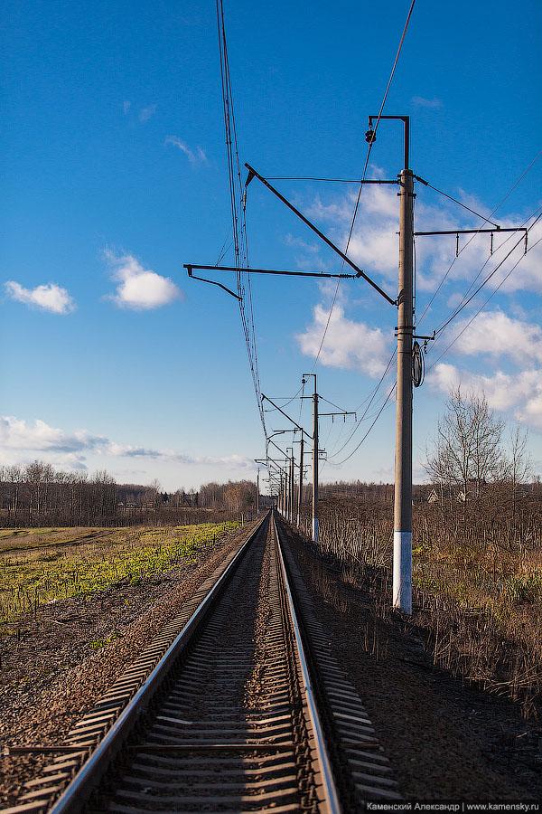 платформа Фёдоровское (Федоровское), Московская область, Ярославское направление, железная дорога