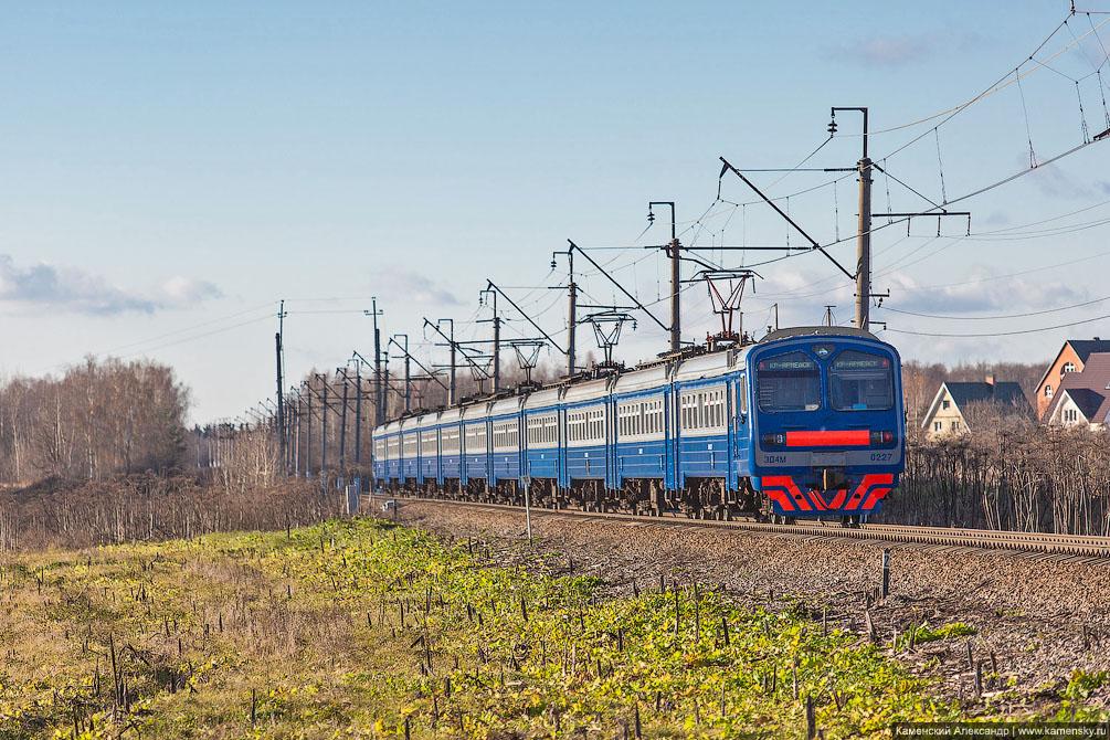 платформа Фёдоровское, Московская область, Ярославское направление, железная дорога, электропоезд, электричка
