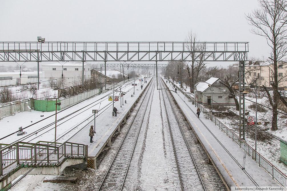 Московская область, Дорохово, Садовая, ЦППК, платформы, электричка, электропоезд, ЭД4М