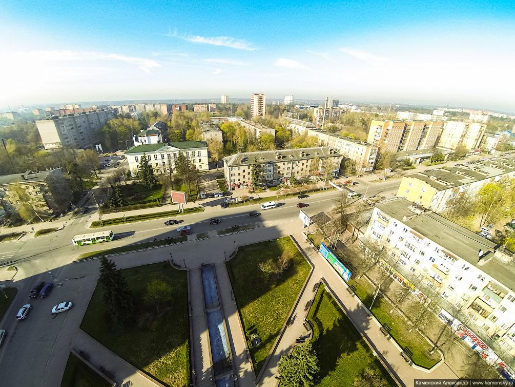 Московская область, Пушкино, город с высоты, Новостройки, красивый вид, Серебрянка, ВИТ, berlin, IC DB class 297