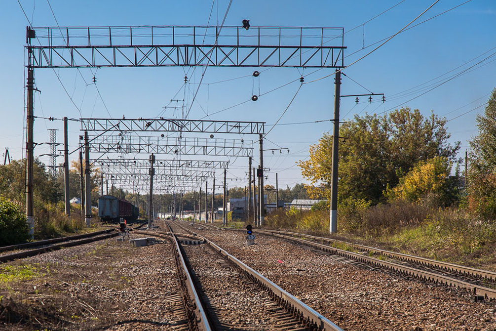 Московская область, Ярославское направление, станция Софрино