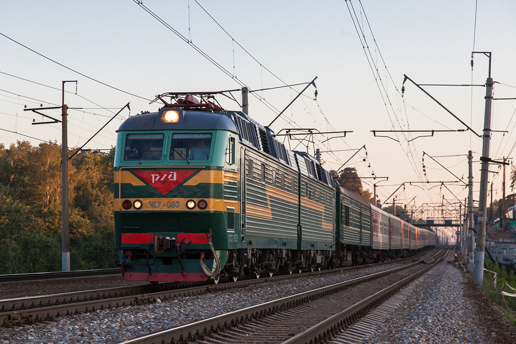 Московская область, Ярославское направление, 4 путь, Мытищи - Пушкино