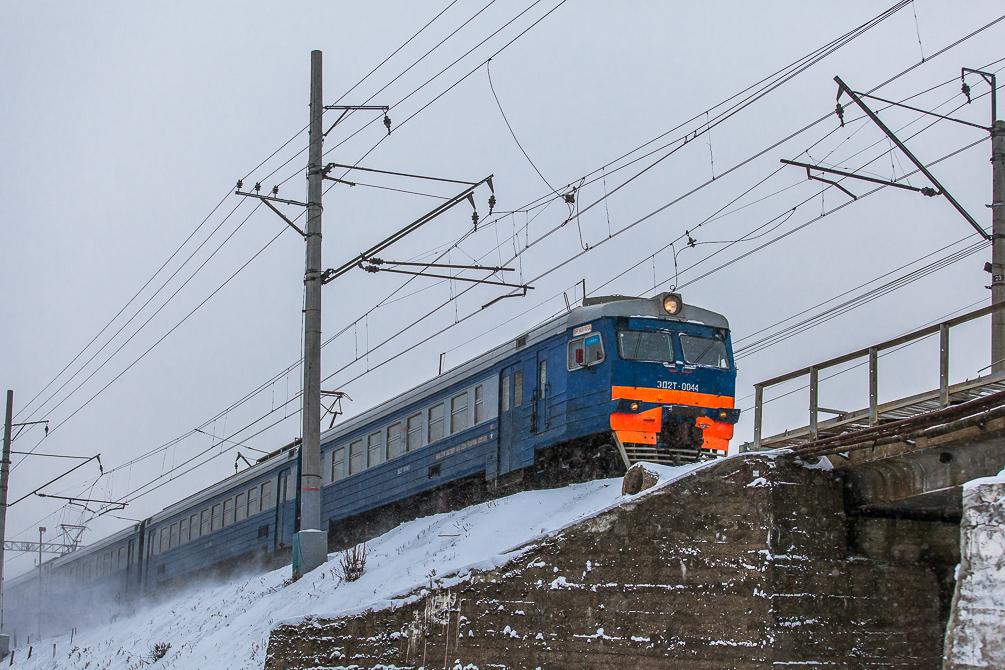 Московская область, Сергиев Посад, Ярославское направление, электрички, паровоз П36, туристический поезд