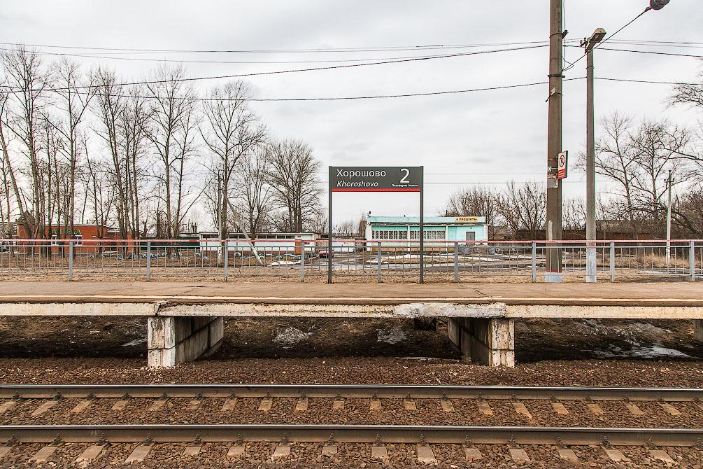 Рязанское направление, станции, платформы, Московская область, Коломенский район, Пески
