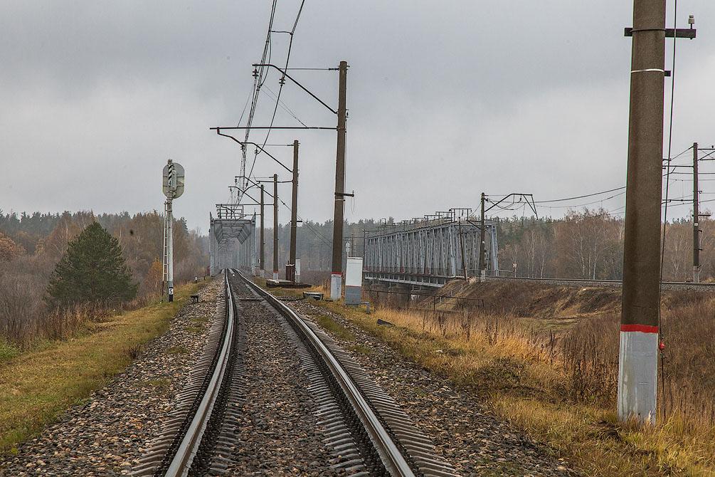 Осень, туман, Московская область, БМО, романтическая железная дорога, красиво, пейзаж, озеро в лесу, Амазонка, Орехово-Зуево, Клязьма, мосты