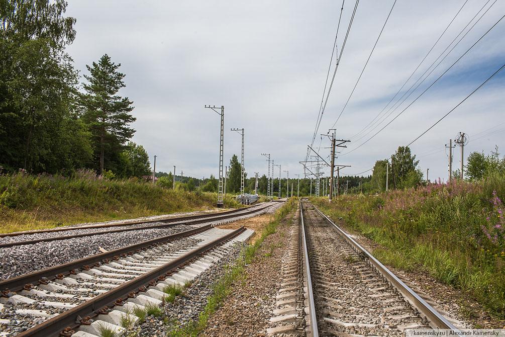 Московская область, Костино, БМО, Большое кольцо, реконструкция, железная дорога, строительство, новое
