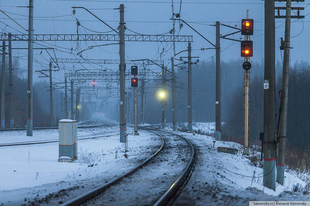 Московская область, лето, Рязанское направление