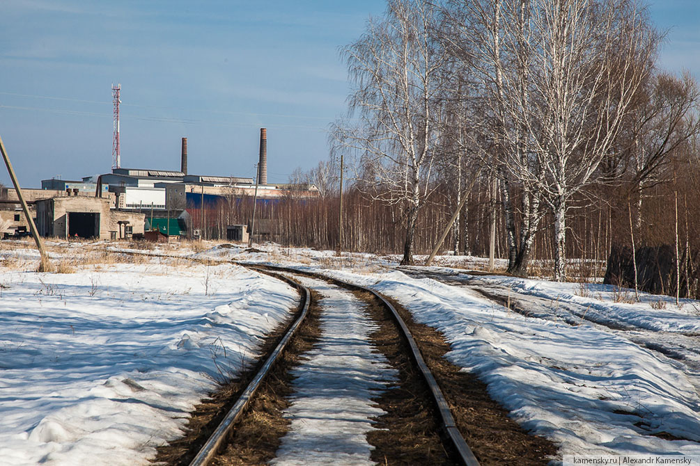 Владимирская область, Мещера, Железные дороги, Гусь Хрустальный, Тасин