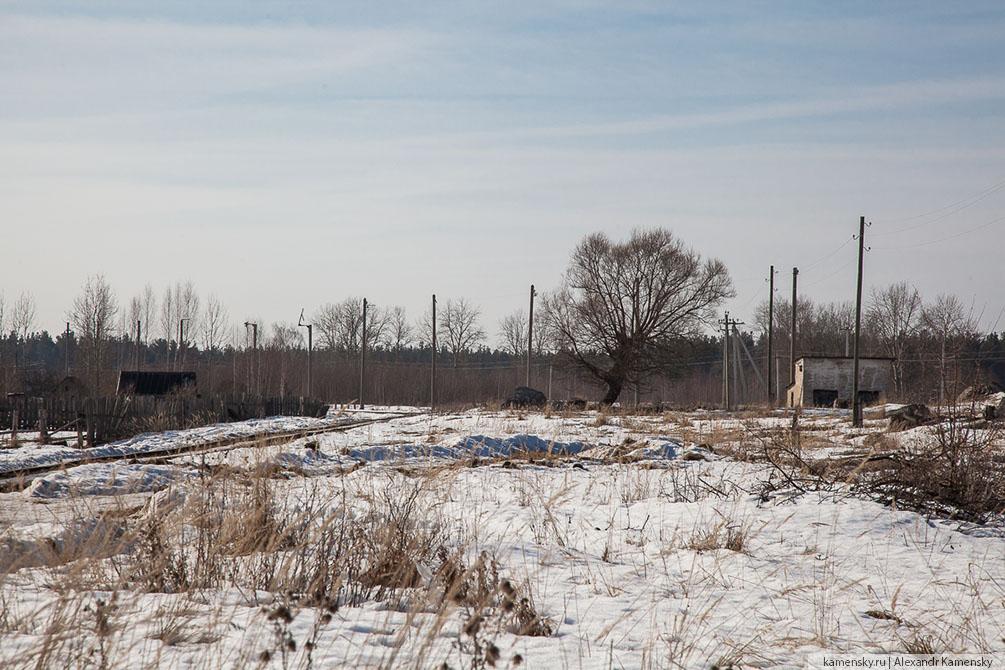 Владимирская область, Мещера, Железные дороги, Гусь Хрустальный, Тасин5