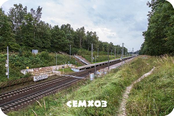 Московская область, ППЖТ, ГАЭС, Наугольная
