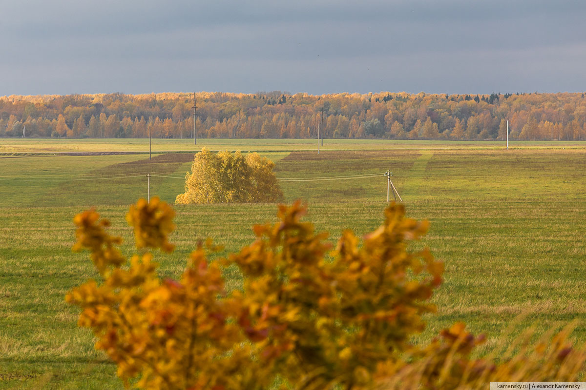 Московская область, зима, БМО