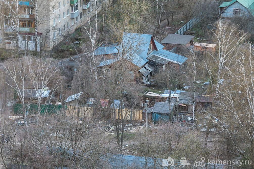 Московская область, поля, весна
