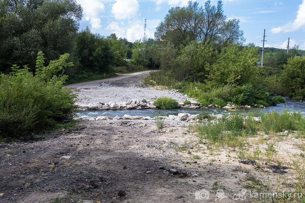 Московская область, река Осётр, лето, август