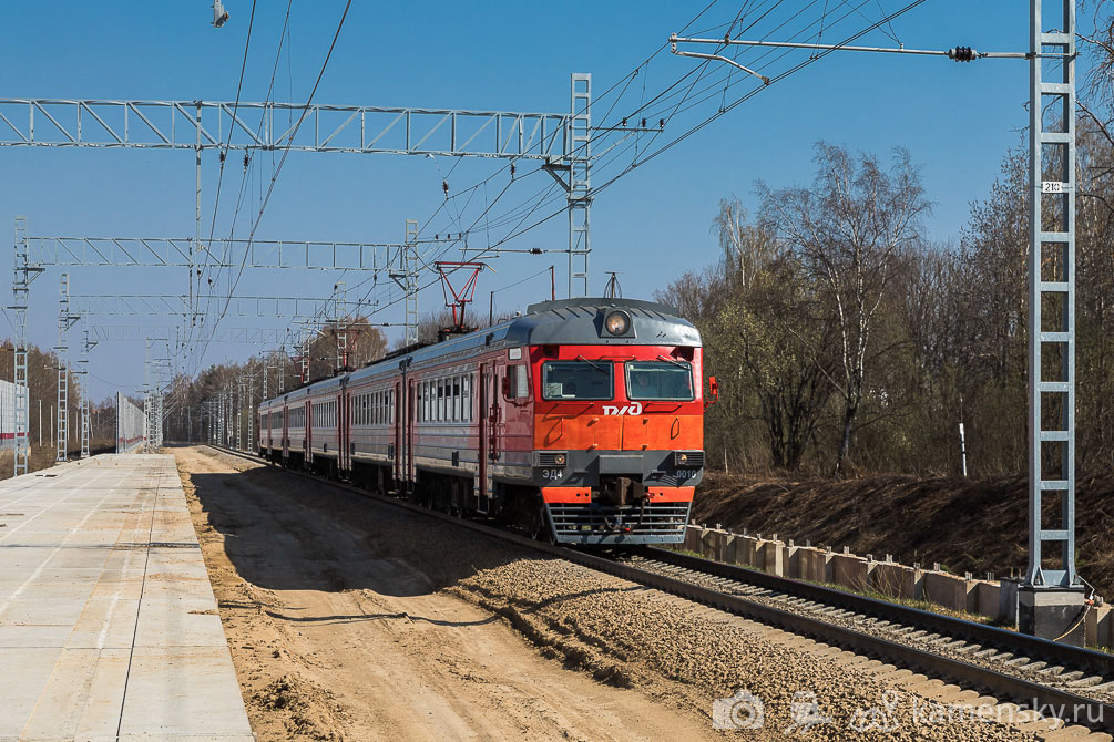 Московская область, БМО, Бубяково, 62 км