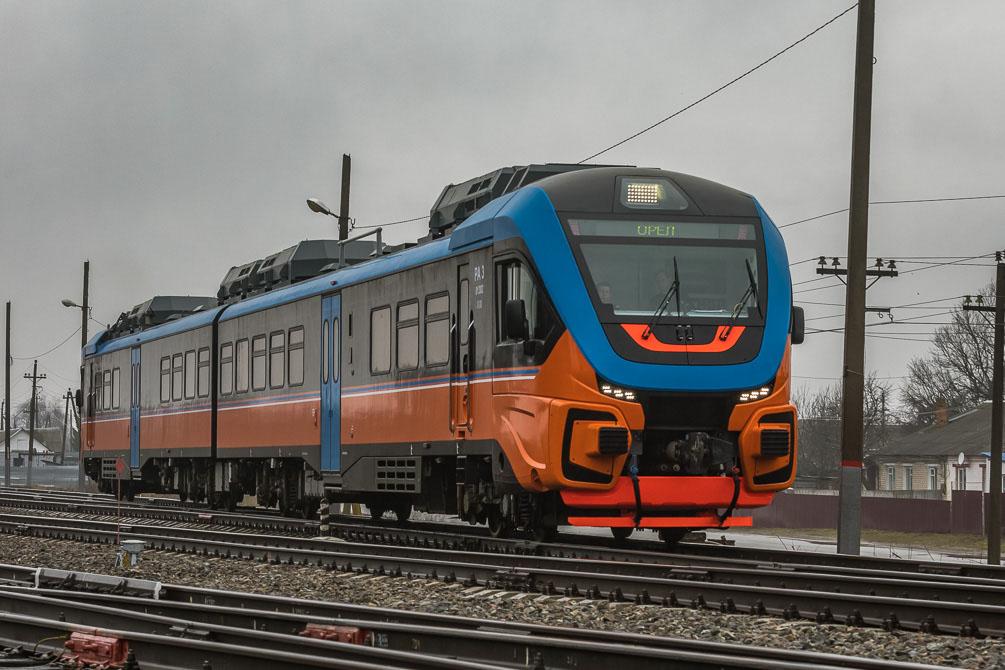 Орловщина, Брянщина, РА3
