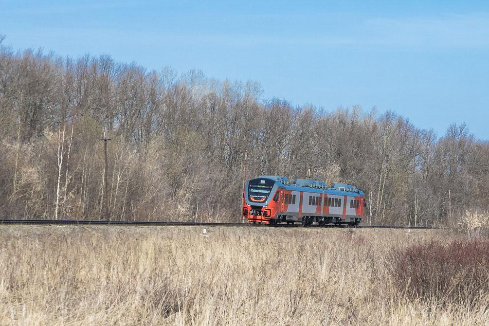 Владимирская область, РА3, река Ушна, Новлянка